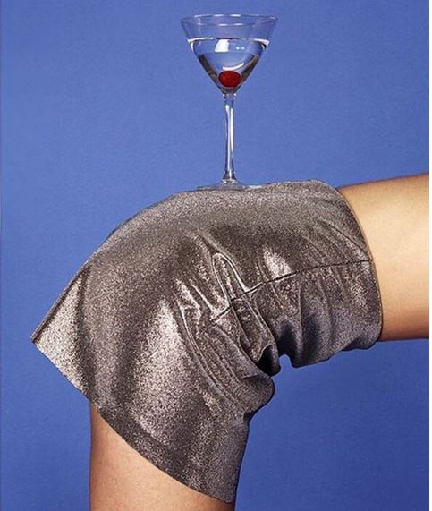Einen Drink am Abend
