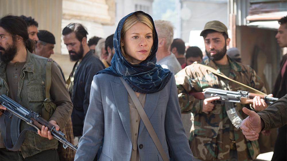 """Seltene Ausnahme: In der Serie """"Homeland"""" gibt es eine weibliche Hauptdarstellerin – und zumindest ab Staffel 3 geht es vorrangig nicht mehr um eine Liebesgeschichte"""